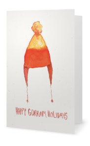 Jayne Cobb Hat Holiday Card